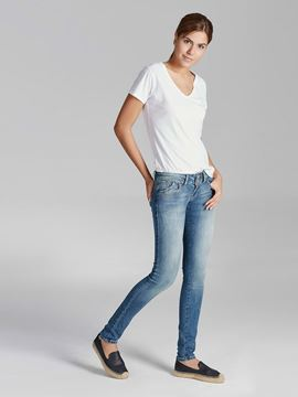 Picture of MOLLY CALISSA WASH TROUSERS