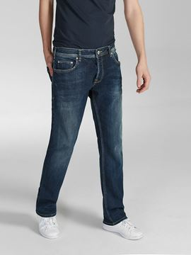 Picture of PAUL SPRINGER WASH TROUSERS