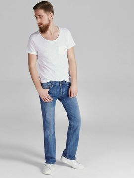 Picture of PAUL DENTON WASH TROUSERS