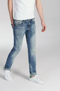 Picture of JOSHUA MONTAGNA WASH TROUSERS