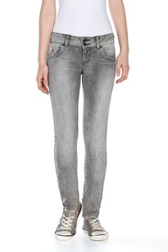 Picture of MOLLY WOLF GREY UN DAMAGED WASH TROUSERS