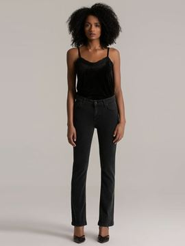 Picture of MARIA ANTRACITE WASH TROUSERS