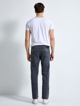 Picture of HOLLYWOOD D ORIMER UNDAMAGED WASH TROUSERS