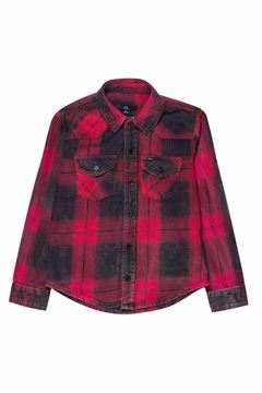 Picture of ROHAN B RED THUNDER WASH SHIRT