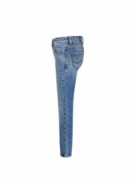 Picture of ISABELLA G ELIE UNDAMAGED WASH TROUSERS