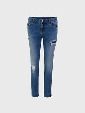Picture of AMY G OLEANA WASH TROUSERS